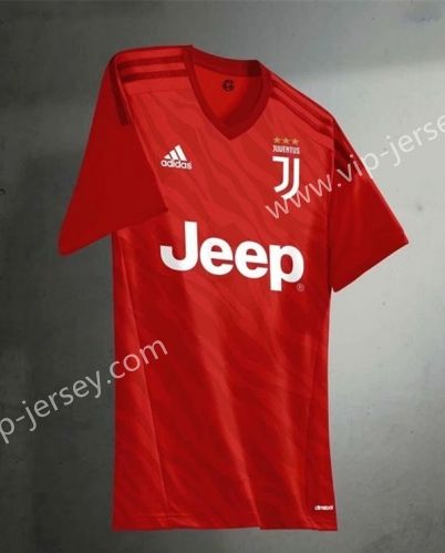 2019 20 Juventus Away Red Thailand Soccer Jersey AAA | 2019