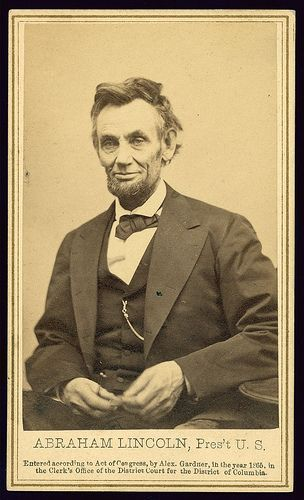 """This November, as movie-goers prepare to see Steven Spielberg's """"Lincoln"""" on the big screen, experts from Ancestry.com have uncovered a fami..."""