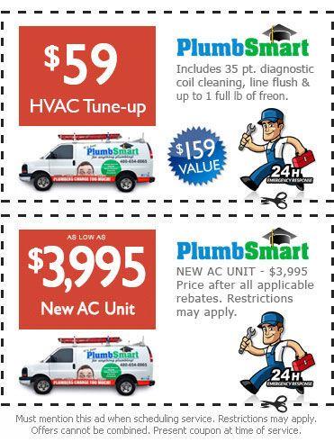 Hvac Coupons Commercial Hvac Hvac Ac Units