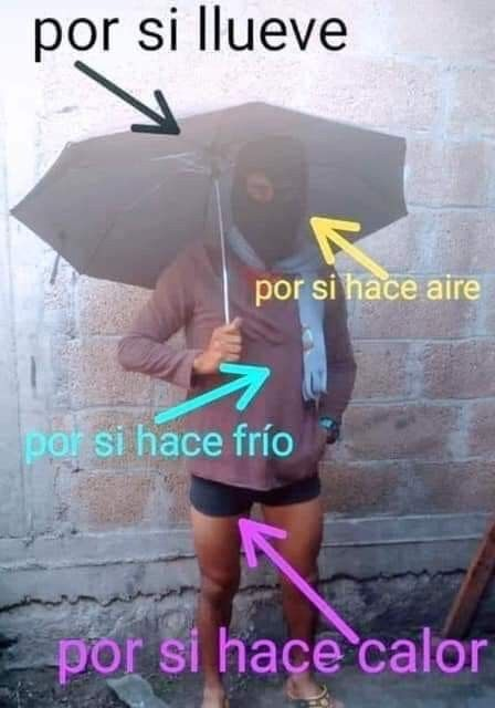 Outfit Para El Clima Loco Memes De Frio Hace Frio Memes Divertidos