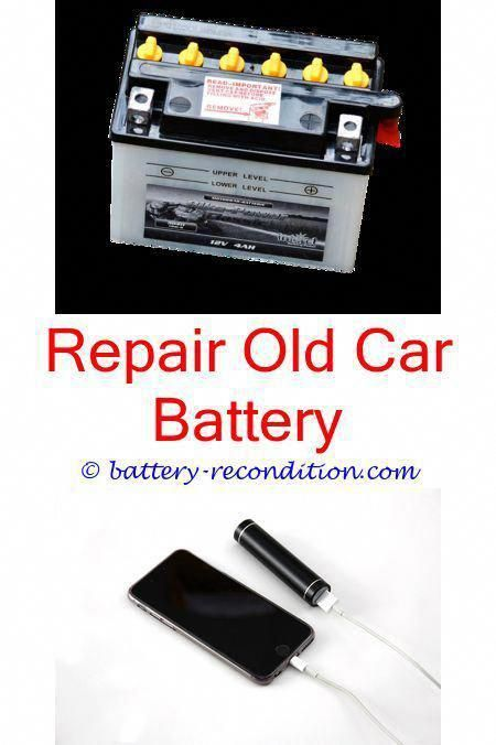 Batteryrecyle Fixing A Dead Cell In Car Batteries How To