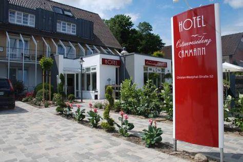 Hotel Ostseeresidenz Cammann (***)  ROCCO MATTEO HALAN has just reviewed the hotel Hotel Ostseeresidenz Cammann in Grömitz - Germany #Hotel #Grömitz