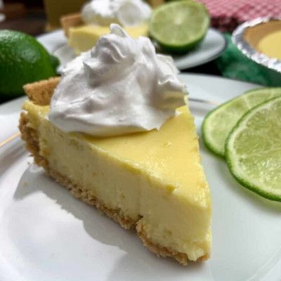 Key Lime Pie With Sweetened Condensed Milk Recipe Recipe In 2020 Lime Recipes Condensed Milk Recipes Milk Recipes