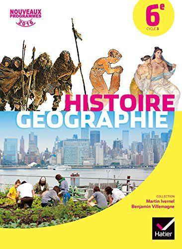 Epingle Par Editions Hatier Sur Histoire Geo Emc Histoire Geographie Geographie Livres En Ligne