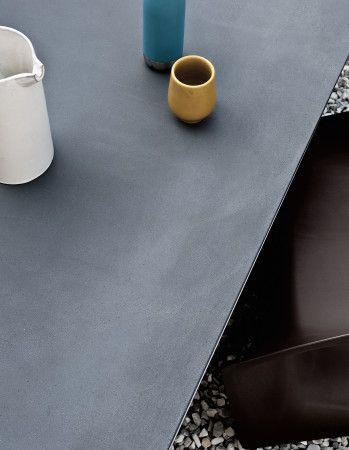 Der Tisch Boiacca aus Zement tische Pinterest Zement, Tisch