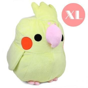Black Cat Stuffed Animal, Epic Things And Occassional Whims Xl Cockatiel Plush 25 40 Cute Stuffed Animals Kawaii Plush Kawaii Plushies