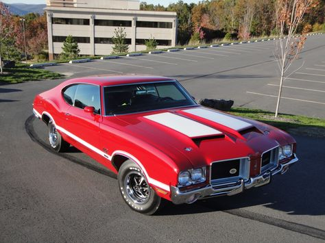 Olds 442 W 30 Old Sports Cars Oldsmobile 442 Oldsmobile