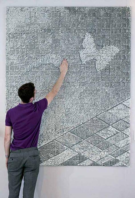 Giles Miller - interactive wall