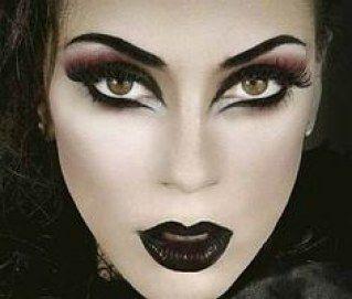 Trucco Per Strega Halloween.Ecco Come Truccare Occhi E Labbra Per Il Tuo Travestimento Da Strega