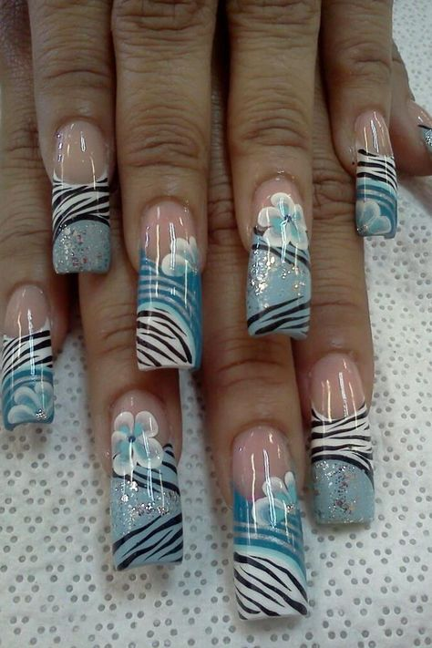 To long but like the nail art  #Art #long #Nail Long Nails