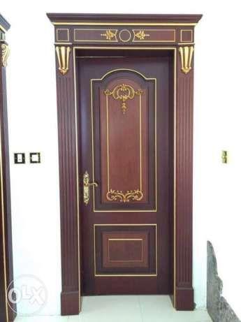 ابواب خشب حديثه للبيوت قلب الدوحة 3 Bedroom Bed Design Bed Design Design