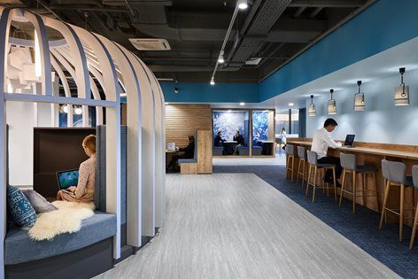 Sberbank Activity Based Working Evolution Design Office Design Space Interiors Interior Design Firms