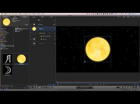 New Macbreak Studio episode - learn how to create a night sky in Motion! http://www.motionvfx.com/B3944  #fcpx #fcp #motion #vfx #apple #filmmaking