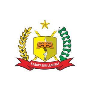 Logo Kabupaten Langkat Vector Desainer