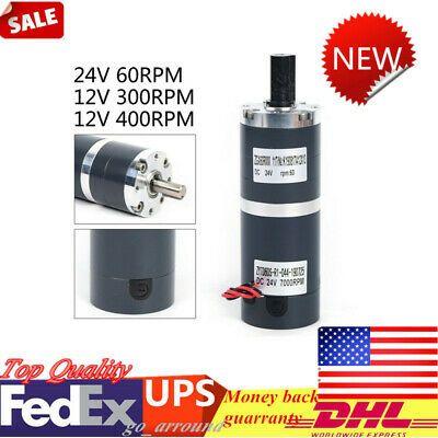 Advertisement Ebay Dc 12v 24v Ball Bearing Brush Dc Motor Magnetic Planetary Gear Motor Zgx60rmm In 2020 Planetary Gear Motor Planetary