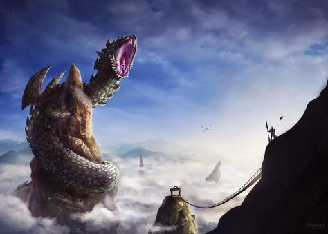 Mh4u Facing The Legend By E Blizard On Deviantart Unique Chasseurs