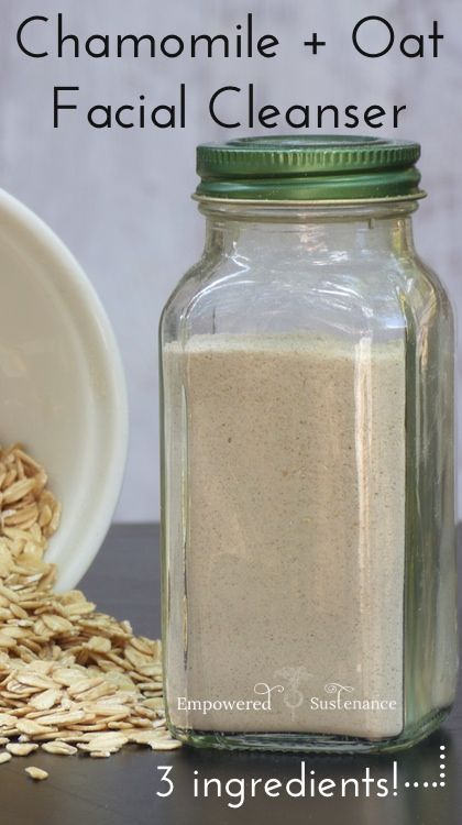 Oat Facial Cleanser Recipe Soothing Oat Facial Cleanser recipe with just 3 ingredients, works for all skin types.Soothing Oat Facial Cleanser recipe with just 3 ingredients, works for all skin types. Beauty Care, Diy Beauty, Beauty Skin, Beauty Hacks, Face Beauty, Beauty Guide, Beauty Ideas, Beauty Secrets, Natural Beauty Tips