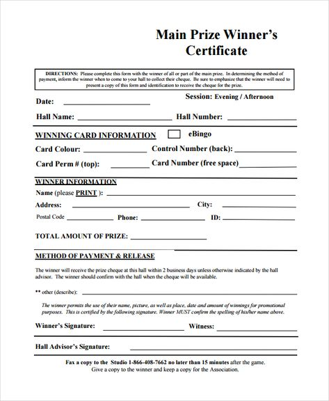 5k_winner_certificate_template Winner Certificate Templates - copy noc letter format for handover