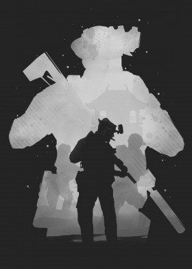 Call Of Duty Metal Poster Whyadiphew Displate In 2020 Print Artist Call Of Duty Poster Prints