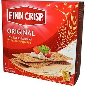 finn crisp kalorier