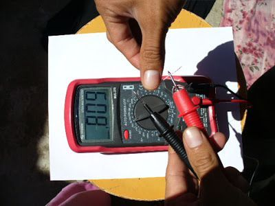 El Multímetro Digital Tester Digital O Vom Tester Digital Electronic Products
