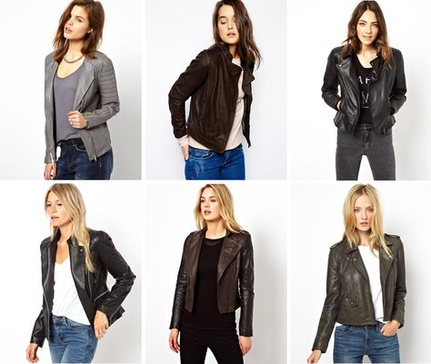 OBSESSED: Leather Jackets
