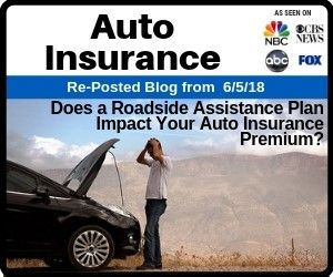 Does A Roadside Assistance Plan Impact Your Auto Insurance Premium