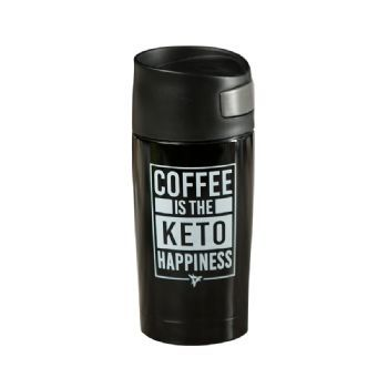 Keto Happiness 10oz Tumbler Coffee Is The Keto Happiness Our Double Walled Stainless Steel Tumbler Is Perfectly Sized At 10 Oz For Yo It Works Distributor How To Better Yourself It Works