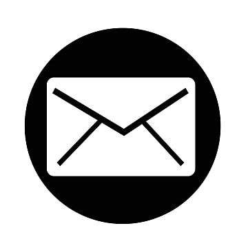 Email Symbol Icon, Mail Clipart, Email Icons, Symbol Icons PNG and Vector with Transparent Background for Free Download | Email icon, Address icon, Icon
