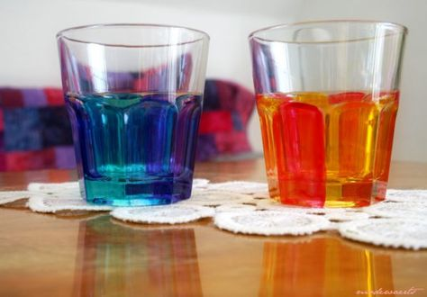 DIY decorated glasses - LittlePieceOfMe