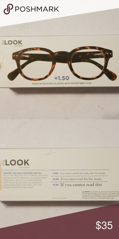 The Look The Poet Reading Glasses 1 50 The Look The Poet Eyewear Premium Reading Glasses 1 50 Strength With M Reading Glasses Glasses Glasses Accessories