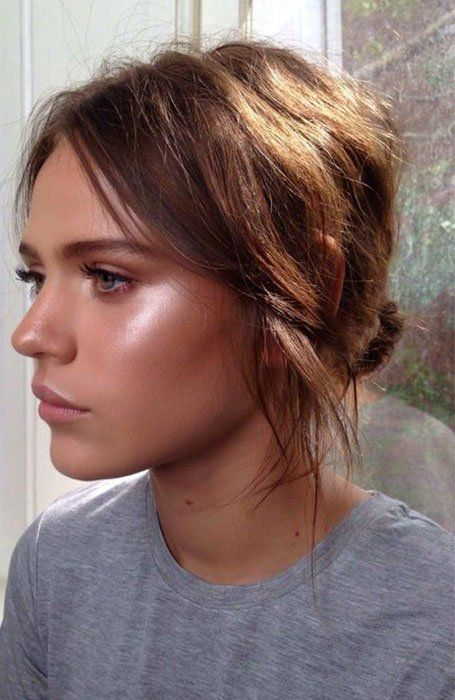 20 Stylish Bun Hairstyles That You Will Want to Copy