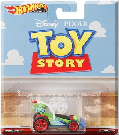 Hot Wheels Rc Car Replica Entertainment Toy Story 2019 Disney Pixar Hot Wheels Hot Wheels Toys Hot Wheels Cars