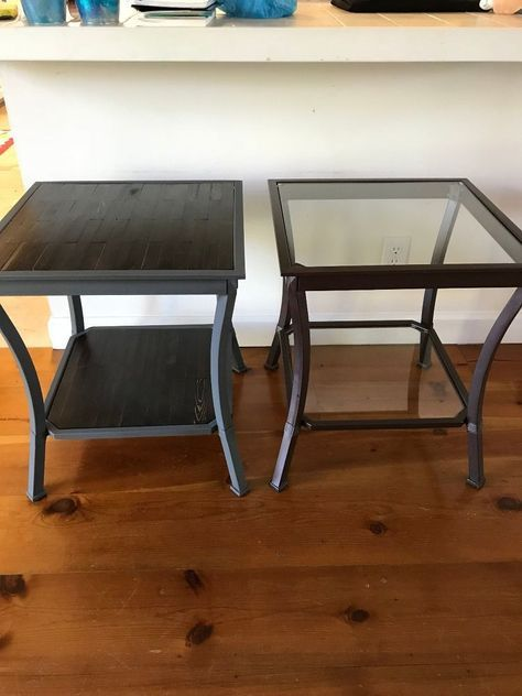 Coffee Table Transformation Glass Coffee Table Makeover Refurbished Coffee Tables Coffee Table Redo