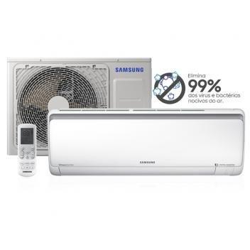 Ar Condicionado Samsung Inverter 18000 Btus Quente Frio 220v