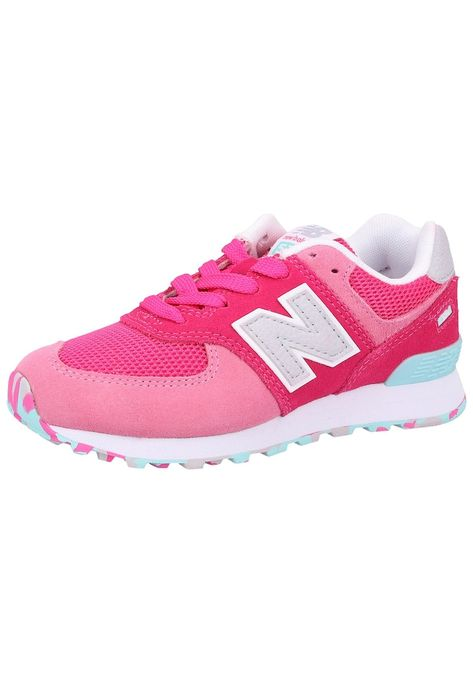 new balance pink kinder