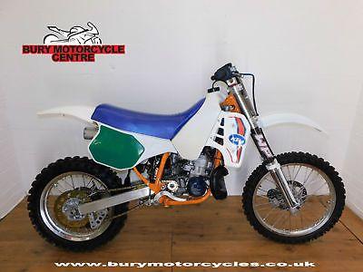 Ebay Ktm Sx 250 1987 Evo Great Bike Ready To Ride