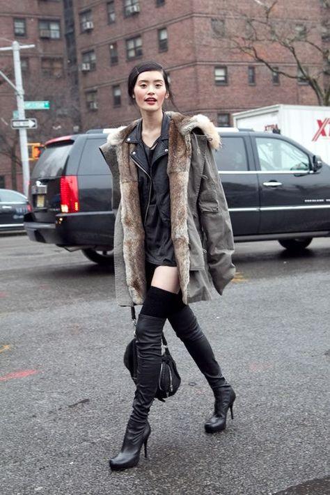 #streetstyle #asian #supermodel #newyork