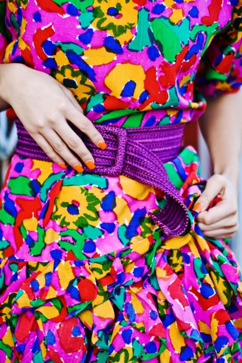 color explosion from Karla's Closet