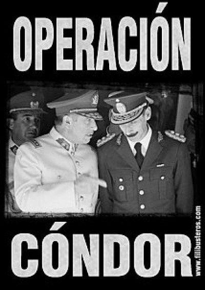 Operación Cóndor [Online] | Historia de america, Gobierno militar, Dictadura  militar