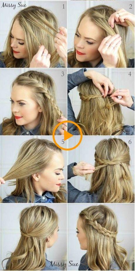 32++ Einfache frisuren glatte lange haare die Info