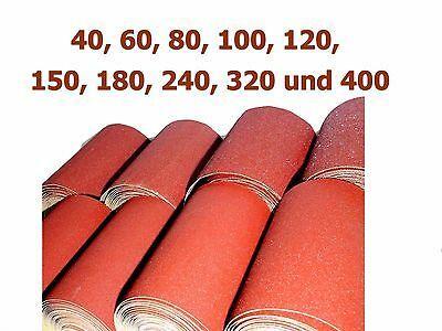 Sandpapier Schmirgelpapier 5 m Rolle Körnung 240