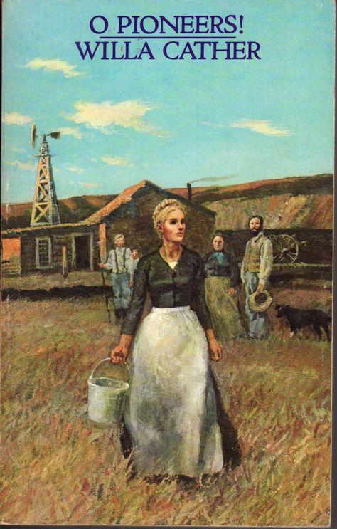 O' Pioneers by Willa Cather.  Just read this in 2 days.  Soooooooo good.