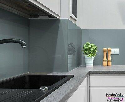 ocean grey plastic perspex acrylic