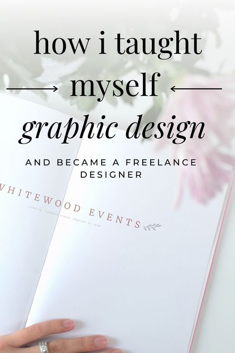 How to teach yourself graphic design
