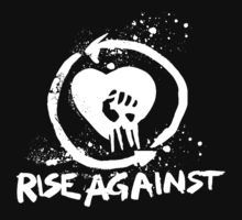 Rise Against: T-Shirts, Posters, Greeting Cards, Stickers, Wall Art and More | Redbubble