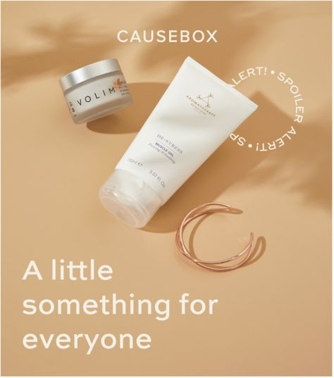 Causebox Fall 2020 Box Spoilers Round 5 Coupon In 2020 Causebox Subscription Boxes Best Subscription Boxes