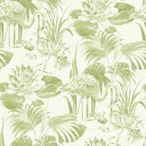A Street Prints Frolic Green Lagoon Green Wallpaper Sample 2861 87526sam The Home Depot In 2021 Green Wallpaper Wallpaper Wallpaper Samples