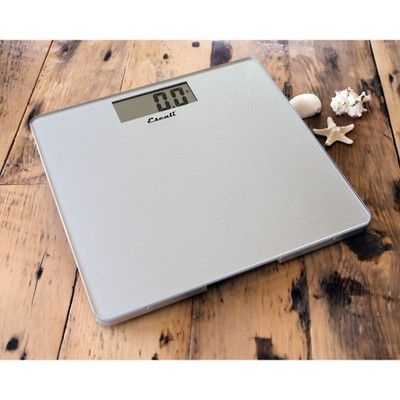 Glass Platform Bathroom Scale Escali Silver Bathroom Scale Glass