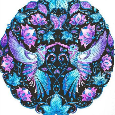246 Best Johanna Basford Images On Pinterest